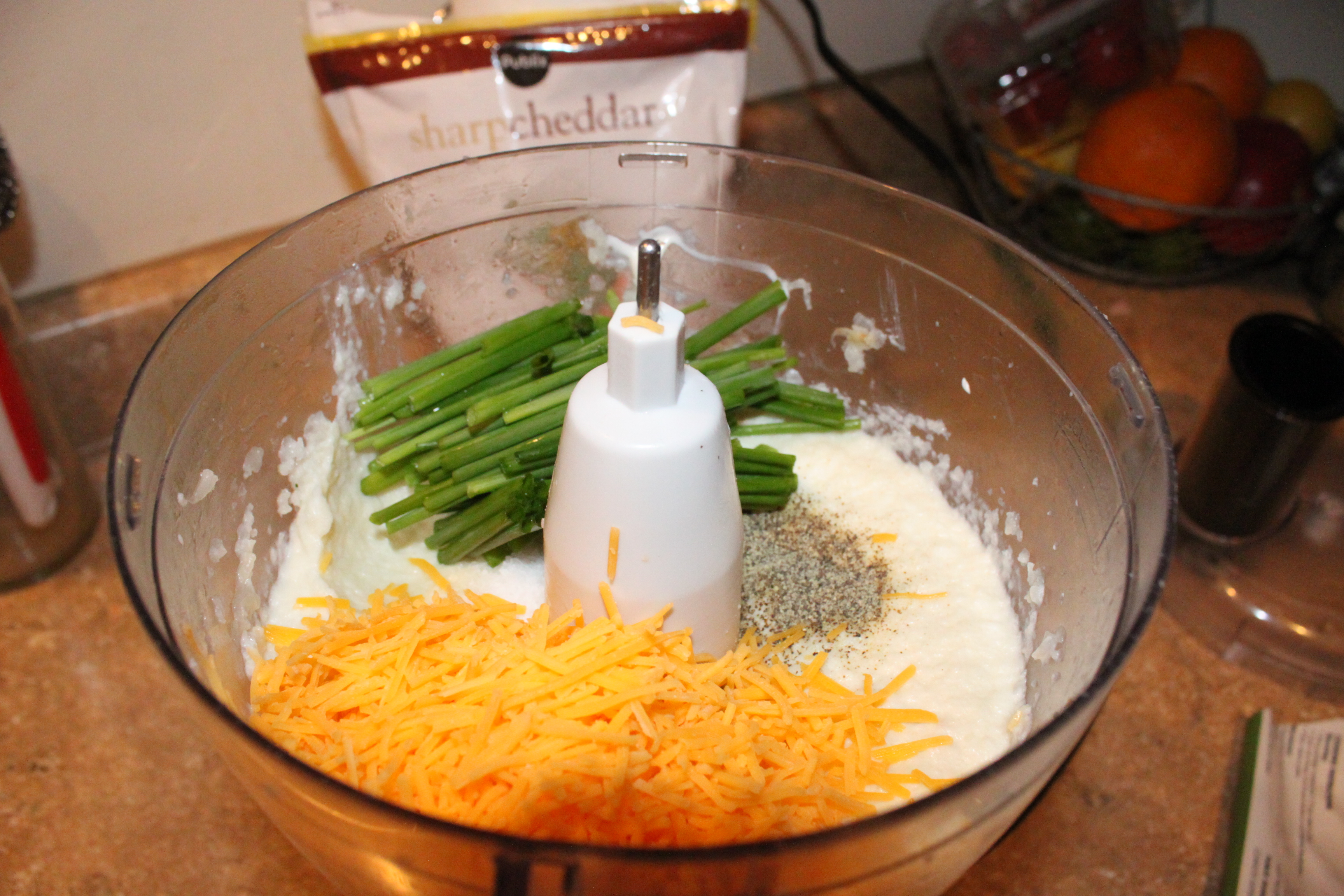 how to make cauliflower mashed potatoes without a food processor