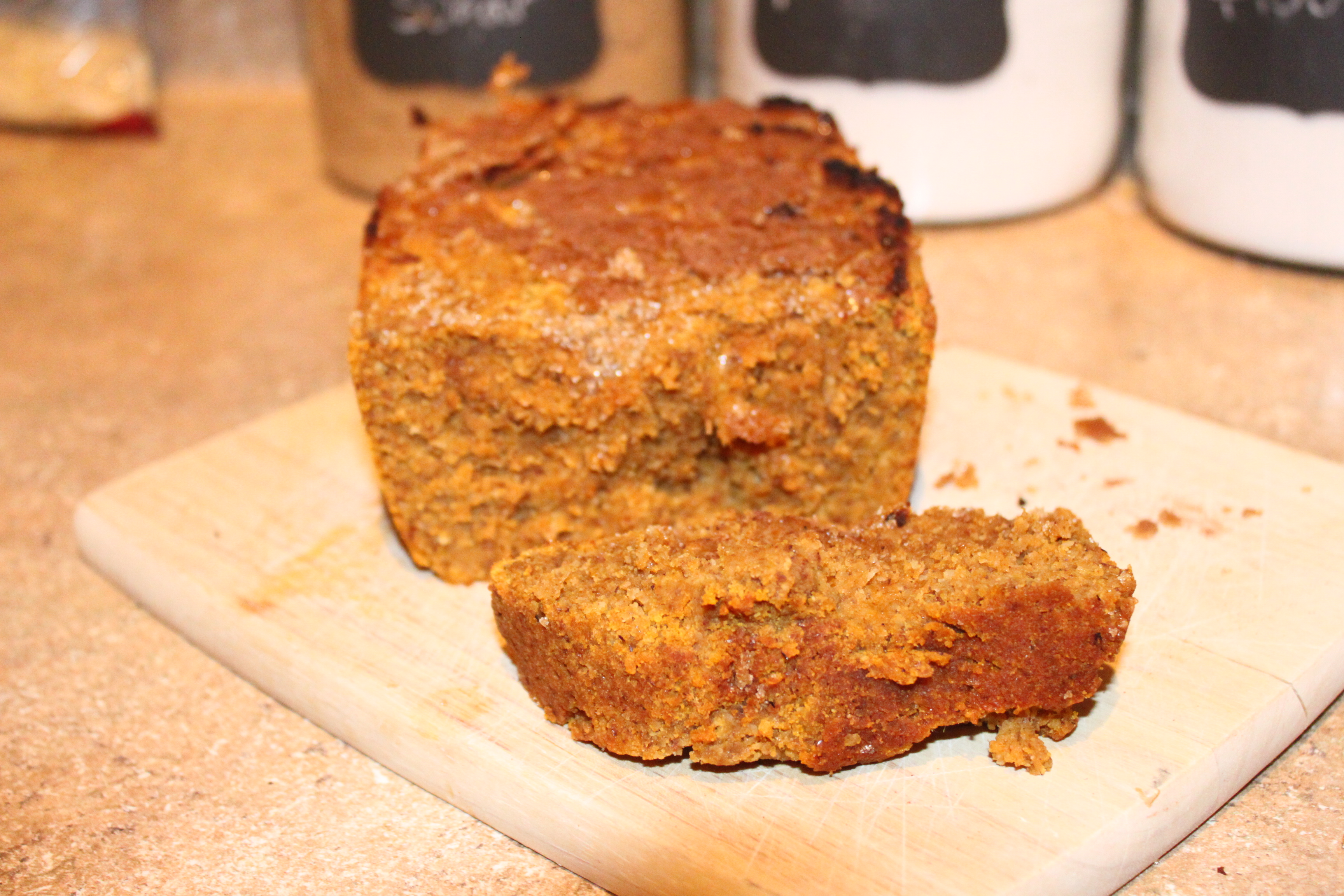 pumpkin bread 022
